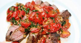 51A Beef with Tomatoes
